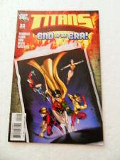Titans  23.  DC 2010 -  VF - minus