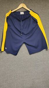 mens under armour basketball shorts large
