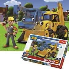 Trefl Bob The Builder 30 Piece Jigsaw Puzzle For Kids New Challenge