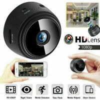 HD Mini Camera Wireless Wifi IP Home Security 1080P DVR Night Vision Remote US