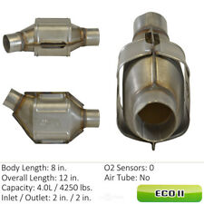 Catalytic Converter-Universal Front Eastern Mfg 83424