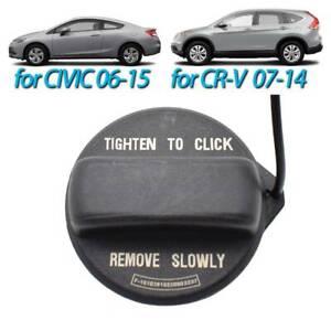 Gas Fuel Filler Tank Cap For Honda CR-V Civic Accord Insight Pilot 17670-T3W-A01