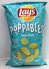 Lay's Poppables Sea Salt Crispy Potato Bites 5 oz Lays