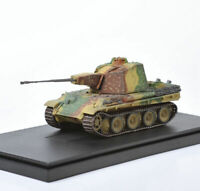 Dragon 1/72 WWII Zwilling Flakpanzer Tank Western Front German Tank Models Toys