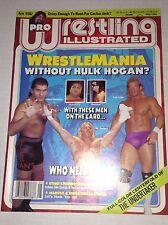 Pro Wrestling Illustrated Magazine Yokozuna Lex Luger May 1993 111916RH