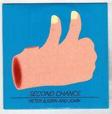 (GS75) Second Chance, Peter Bjorn & John - 2011 DJ CD