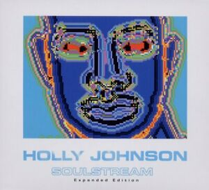 Holly Johnson – Soulstream      new  2-cd    New in seal