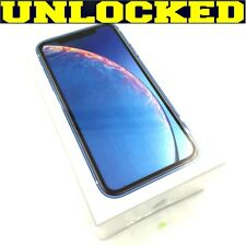 Apple iPhone XR 64GB BLUE (UNLOCKED) (A1984) Verizon ║ AT&T ║ T-Mobile ❖SEALED❖