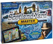 NEU Scotland Yard Master Classic Brettspiele Spielzeug Ravensburger Kinder