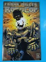 Robocop #3 Frank miller pulsar avatar issue Comic book