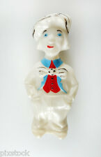 1960s Soviet Russia Vintage Russian Circus Clown Oleg Popov Plastic Toy