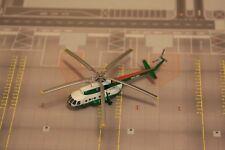 Herpa Wings 1:200 - Police Brandebourg Mil mi-8t/1 neuf dans sa boîte - 554893