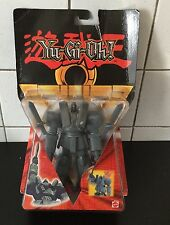 2003# VINTAGE YU GI OH! MATTEL ACTION FIGURE SOLDIER OF STONE#MOSC
