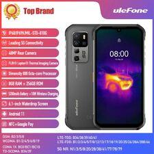 Ulefone Armor 11T 5G FLIR Thermal Imaging Camera IP68 Rugged Smartphone 8G 256G