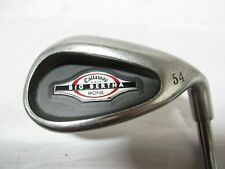 Used Rh Callaway Big Bertha 2002 54° Sand S Wedge Callaway Steel UniFlex Flex