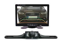 "Costruzione telecamera retromarcia cm322 VISIONE NOTTURNA LED & 7 ""monitor si adatta per Volvo"