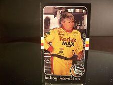 Insert Bobby Hamilton #4 Kodak Press Pass Retro 1999 Mini Card #117