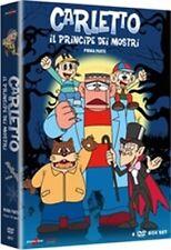 Carletto il principe dei mostri - Parte 1 (8 DVD) - ITALIANO ORIGINALE SIGILLATO