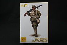 YI103 Hät 1/72 Figurine Militaire 8177 WWI BRITISH HEAVY WEAPONS 32 PIECES 2009