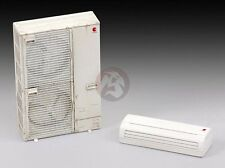 Royal Model 1/35 Double Fan Split Air Conditioner AC Unit [Resin+PE Diorama] 752