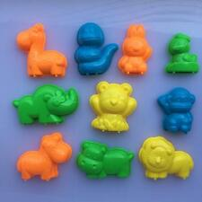 Magic Motion Sand Classical Animals Play Doh Model Clay Mold Toys  for Kids