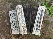 Rare accordéon accordion vintage RANCO ANTONIO VERCELLI ITALIA