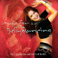 Music for Bellydancing by Phil Thornton/Hossam Ramzy, new, CD, C4