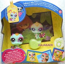 •♥• LITTLEST PET SHOP ♥ RAUPE / CATERPILLAR #1581 •♥• Postcard Pet •♥• OVP NEU