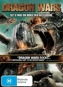 Dragon Wars: D-War DVD (2007) Monster Movie If you like GODZILLA or Cloverfield