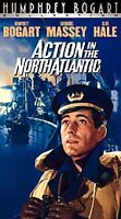 Action in the North Atlantic VHS BRAND NEW FACTRY SEALD