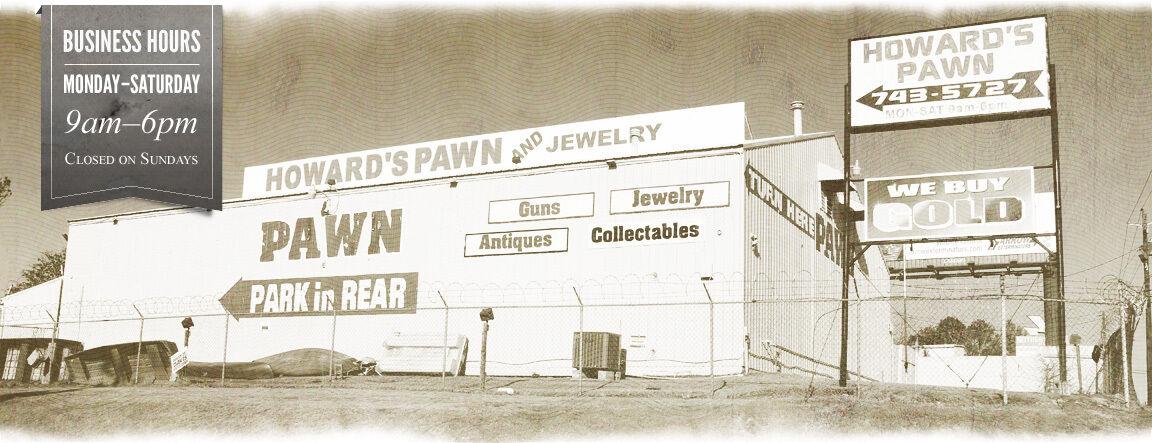 Howard's Pawn Macon