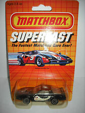 Matchbox Pontiac Diecast Cars