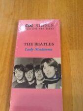 The Beatles CD3 Single Lady Madonna/The Inner Light Longbox Sealed