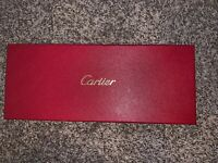 Cartier Limoges Porcelain 2 Caviar Jewelry Trinket Signed Dishes In Cartier Box