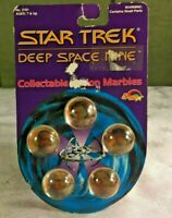Star Trek Deep Space Nine Collectible Action Marbles Spectra Star 1993