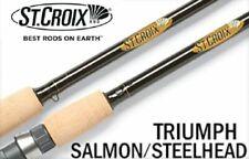 CANNA  DA PESCA ST CROIX TRIUMPH SALMON & STEELHEAD 8.6' SPINNING 2,62 M LUCCIO