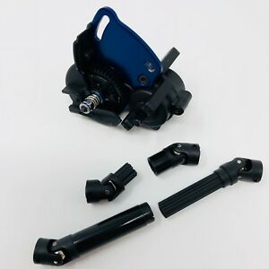 Traxxas 1/16 E-Revo VXL Transmission Gear Set 7093 & Gearbox 7091 Half Shafts