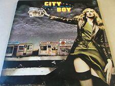 CITY BOY,YOUNG MEN GONE WEST,LP ON MERCURY SRM 11182,1977