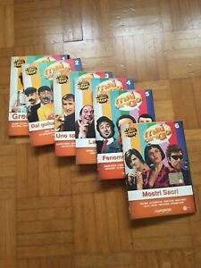 Lotto Dvd Mai Dire Story 1-6