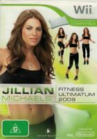 Wii Jillian Michaels Fitness Ultimatum 2009