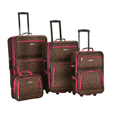 Rockland Unisex  4 Piece Luggage Set F125