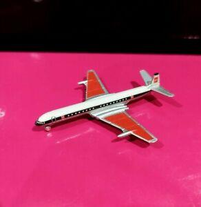 Schabak 942-14 BEA British European Airways Comet 4C model airplane avion No Box