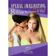 SEXUAL IMAGINATION DVD:  8 WAYS TO SPICE IT UP!