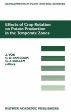 Developments in Plant and Soil Sciences Ser.: Effects of Crop Rotation on...