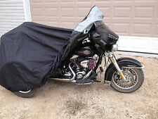 DELUXE Trailerable Outdoor Trike cover. Harley. Tri-Glide. Freewheeler. Others