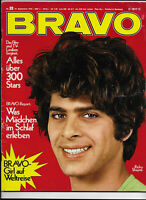 BRAVO Nr.39 vom 21.9.1970 Howard Carpendale, Rolling Stones, France Gall...
