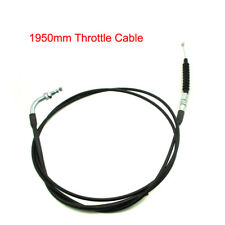 """77"""" Throttle Cable For 150cc 250cc Hammerhead Go Kart 6.000.034"""