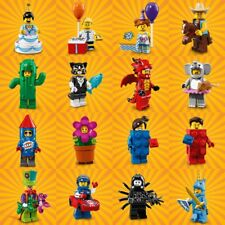 Lego 71021 Mini Figures Minifigs Series 18 SET Brand New 2018 Collectables (16)