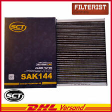 SCT Germany SAK 144 Innenraumfilter passt für VW Golf IV 1J1