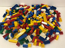 LEGO Bricks Only - Primary Colors 2 Pounds Lot Parts Pieces